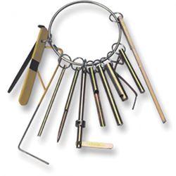 Picture of Elevator Door Key Set