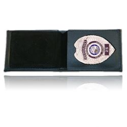 Picture of BILLFOLD STYLE BADGE WALLET, CARD SLOTS, SOFT