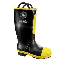 Picture of RUBBER FIREFIGHTER BOOT
