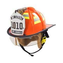 Picture of Cairns® 1010 Traditional Composite Fire Helmet