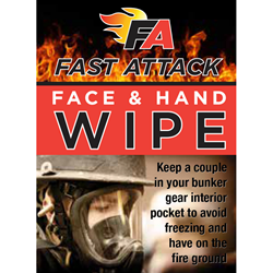 Picture of Face and Hand Wipe