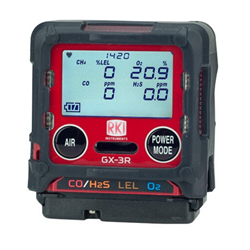 Picture of GX-3R Four Gas Monitor