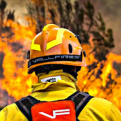 Picture for category Wildland Helmets